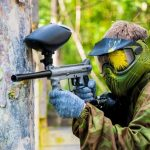 ¿Porqué practicar paintball?