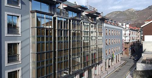Hotel Cangas de Onís Center en Asturias